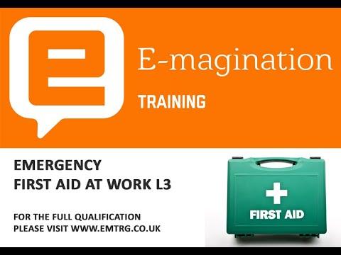 EFAW-Emergency First Aid at Work: FIRST AID TRAINING   TOP ...