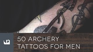 50 Archery Tattoos For Men