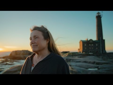 Paula the Lighthouse Keeper - Kimito, Finland
