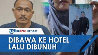 Oknum Polisi di Medan Sempat Dibawa 2 Gadis ke Hotel Sebelum Dibunuh, Mengaku Sakit Hati