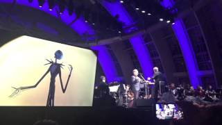 Danny Elfman sings Jack's Lament