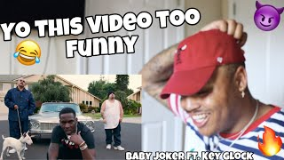 Young Dolph, Key Glock   Baby Joker (Official Video) REACTION | JessieT Tv