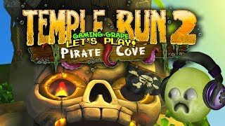 Temple Run 2: PIRATE COVE! [Gaming Grape Plays]