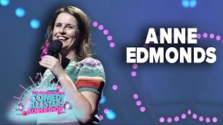 Anne Edmonds - 2021 Opening Night Comedy Allstars Supershow