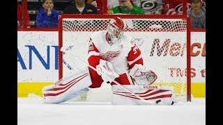 Wings Send Mrazek to Philly For Picks