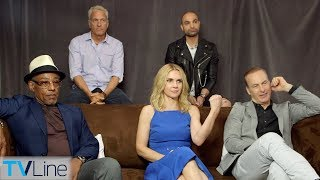 'Better Call Saul' Cast Previews Season 4 | Comic-Con 2018 | TVLine