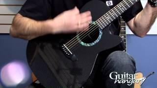 Rainsong WS1000 Classic Series Carbon Fiber Acoustic Guitar Demo | Guitar Hangar