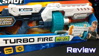 Honest Review: X-Shot Turbo Fire