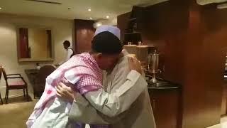 Ustad Abdul Somad Ketemu Dengan Saikh Nurdin Al Banjari Di Makkah