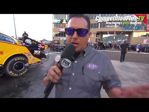 TORRENCE, HIGHT PACE NHRA MILE HIGH NATS QUALIFYING