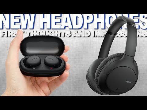 External Review Video KHk0bUCkVNw for Sony WF-XB700 Truly Wireless Headphones w/ Extra Bass & Weather Resistance