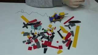 Сборка конструктора LEGO City База исследователей джунглей