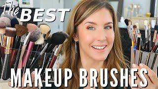 BEST Makeup Brushes Ever! | High End + Affordable TOP FAVORITES 2020