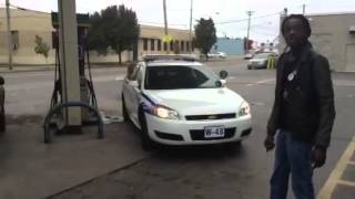 Rochester, NY Police Racial Profiling Part 1