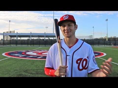 Trea Turner, Nationals SS, on his Weapons of Choice