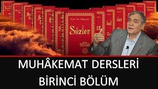 Prof. Dr. Şener Dilek - Muhâkemat - 01 - Mariz Bir Asrın, Hasta Bir Unsurun, Alîl Bir Uzvun Reçetesi