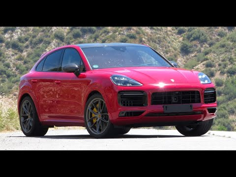 External Review Video KHnl5S_U5Dw for Porsche Cayenne GTS & GTS Coupe Crossover SUVs (3rd gen, Typ PO536)