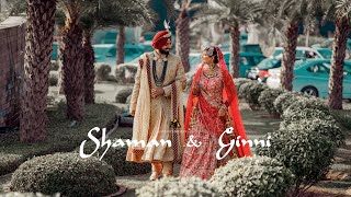 WEDDING FILM 2020 | SHAMAN & GINNI  | PUNJAB | SUNNY DHIMAN PHOTOGRAPHY | CHANDIGARH