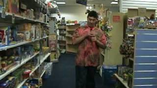Reid and Warren Run Amok!  Episode 2 - Rocket Balloon