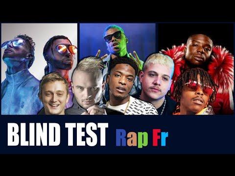 BLIND TEST Rap Fr 🤘 [ Leurs plus gros succès en CLIP SOLO sur leurs chaînes ] #30 Rappeurs à trouver