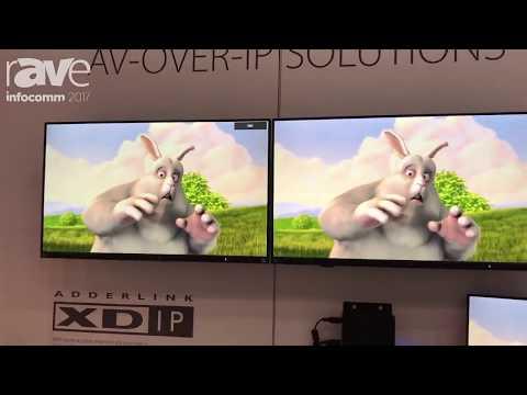 Kurzerklärung zum AdderLink XDIP
