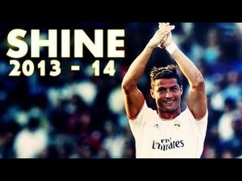 Cristiano Ronaldo - Shine - Goals, Skills and Emotions | 2013 HD (1 Year on Youtube! )