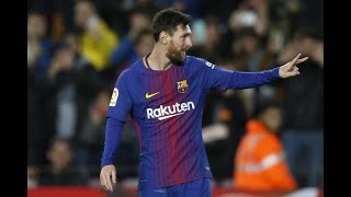 Lionel Messi nets brace as Barcelona blasts Celta Vigo to advance to Copa del Rey quarterfinals