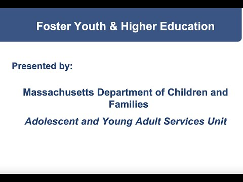 The MEFA Institute: Financial Aid Resources for Department of Children and Families (DCF) Students