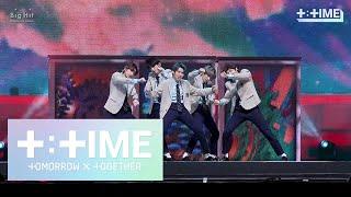 [T:TIME] 'CROWN' & 'Run Away' stage @VLIVE AWARDS - TXT (투모로우바이투게더)