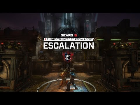 Gears 5 Versus - 4 Things To Know About Escalation thumbnail