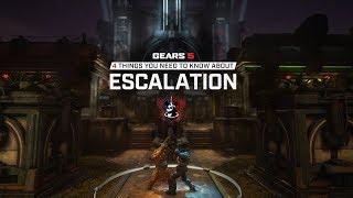 Gameplay caratteristiche modalità Escalation