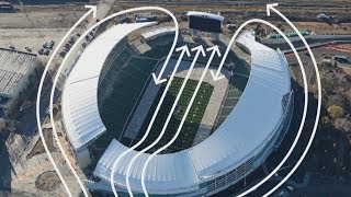 Windy stadiums a disadvantage to punters