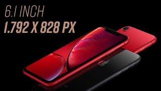 iPhone XR 20 triệu mà vẫn màn hình HD+