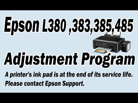 epson l485 adjustment program free download full version