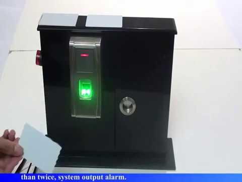 ZKTeco MA300 Монтаж, схема подключение и ввод пользователя