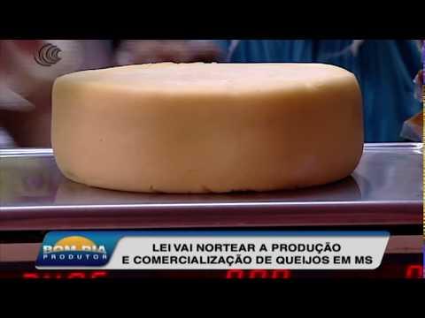 Lei altera fiscalização de queijos artesanais