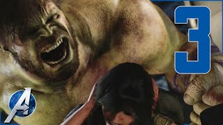 Why The Hulk So Mad Bruh??? (Marvels Avengers Ep.3)