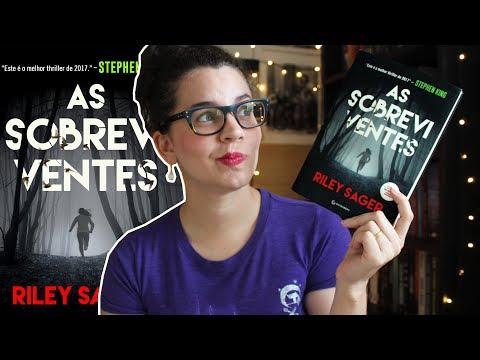 AS SOBREVIVENTES, de Riley Sager (THRILLER) | BOOK ADDICT