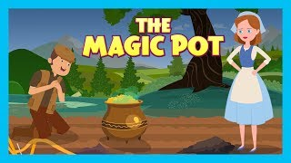 THE MAGIC POT STORY | STORIES FOR KIDS | TRADITIONAL STORY | T SERIES