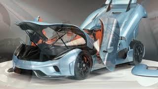 AUTOart Koenigsegg Regera