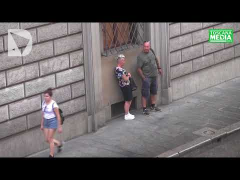VIDEO - TEMPORALE SU FIRENZE