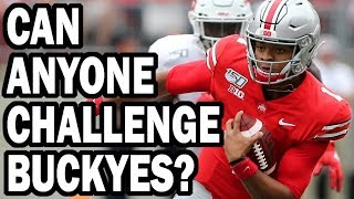 Can Anyone Challenge Ohio State in the Big Ten?
