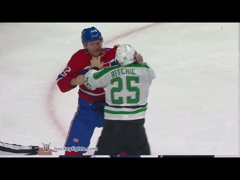 Karl Alzner vs. Brett Ritchie