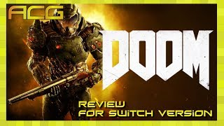 """Doom Switch Review """"Buy, Wait for Sale, Rent, Never Touch?"""" Patron First Review"""
