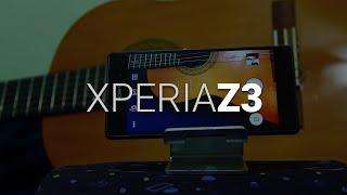 Xperia Z3 - מכשיר עם יופי שלא נגמר