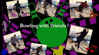 Hey, Let's Join A Bowling League!