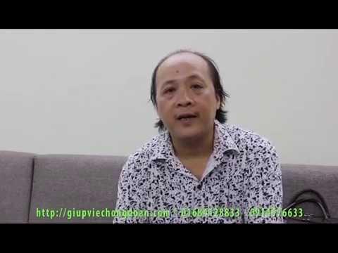 Khách hàng nói về giúp việc Hồng Doan