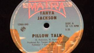 Pillow talk - Tanya Jackson