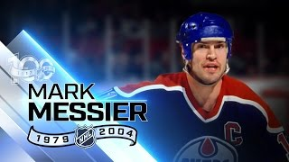 Mark Messier was one of NHL's greatest leaders
