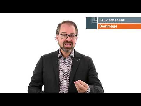 La responsabilité civile extracontractuelle